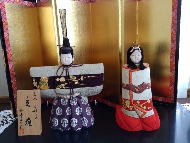 私の雛人形 旧暦 雛祭り Hina Dolls Dolls Girl's Festival Japanese Culture Japanese Festival Festival Japanese