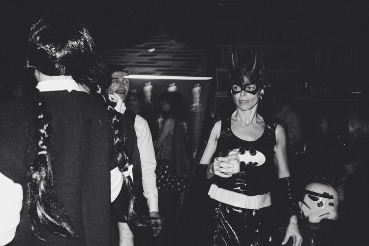 Party Batgirl Blackandwhite Monochrome EyeEm Bnw EyeEm Masterclass The EyeEm Facebook Cover Challenge Light And Shadow Beautyisourduty Google