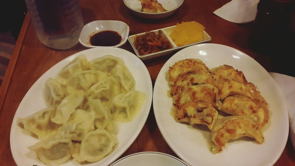Lunch Juicy Pork Dumplings Enjoying Life Eating 맛있다:b