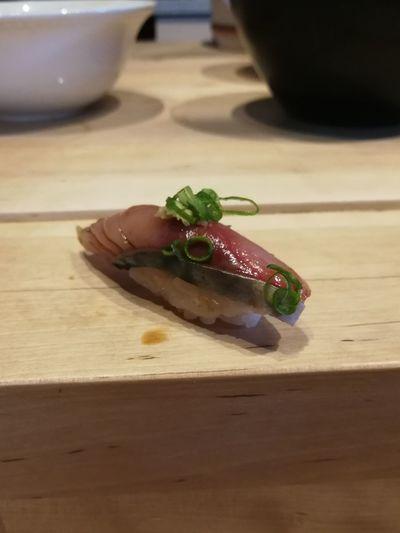 Makrill Salted Sushi Makrill