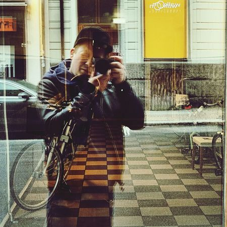 First Upload. Selfie I Guess. First Eyeem Photo