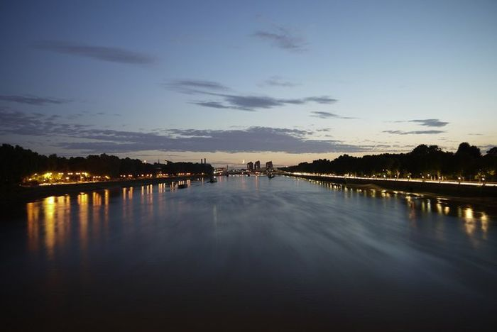The Thames at Battersea Albertbridge Amazing View What I Want To Shoot With A 360 Panono Camera