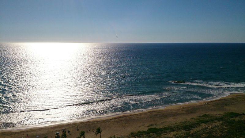 Ocean View Relaxing Ocean Sun Sunlight Horizon Life Pacific Ocean Moments