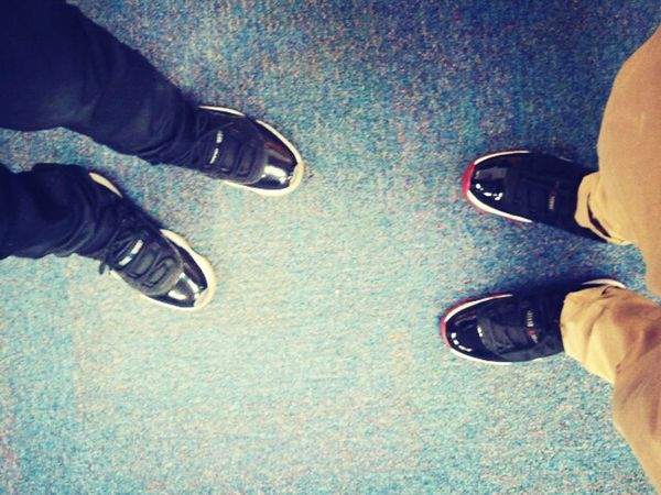 Me in the Breds, cole in the spacejams