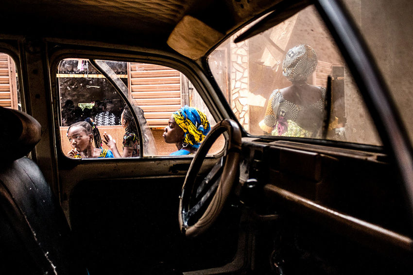 Mass at the Evangelical Church of the Assemblies of God - Marantha Temple | Parakou, North, Benin. Africa Benin Car Car Interior Church Evangelical God Mass North People Portrait Real People Religion Temple The Photojournalist - 2017 EyeEm Awards