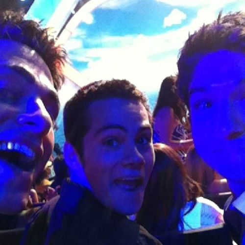Love the pic!!! Look at jackson stiles and scott.Teen_wolf 〈( ^.^)ノ