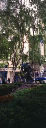 Sculpture Film Is Not Dead Outdoors St Paul's Cathedral Hasselblad XPan Koduckgirl NYC Building Exterior