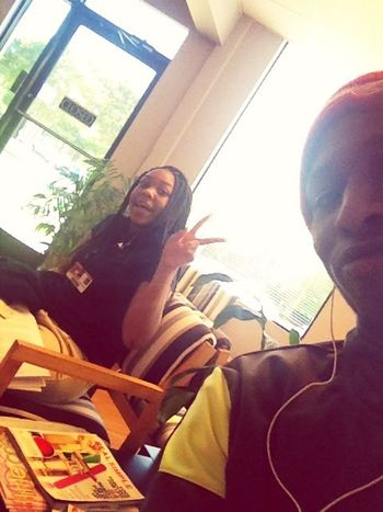 Dentist with my homie ✌✌✌✊