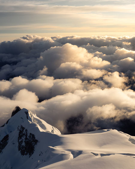 Cloud - Sky Sky Beauty In Nature Scenics - Nature Winter Snow Mountain Tranquil Scene Cold Temperature Tranquility Environment Non-urban Scene Nature Snowcapped Mountain No People White Color Idyllic Day Mountain Peak