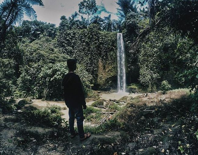 The locals treasure. I hope the whereabout will remain a secret Scenery Folkscenery Livefolkindonesia Folk Folktravel Waterfall Gopro Landscape Minimalpeople VSCO Vscogood Liveauthentic Lifeofadventure Realfolklife Folkgreen Greenery Nature Forest Vscocam Vscoism Vscoindonesia  Vscoindo Airterjun Airjatuh Folkworld igdumaigoestosumutgadgetgrapher
