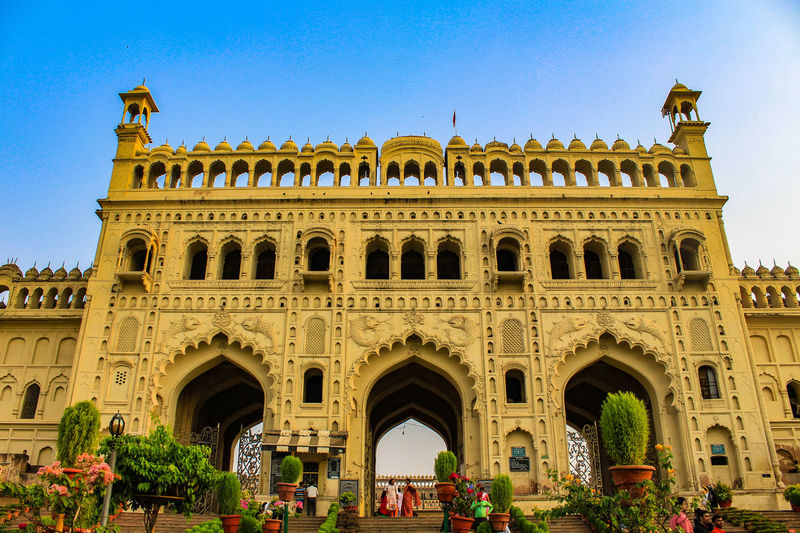 Lucknow Architecture Lucknowdiaries Lucknow👌City Imambara Imambada