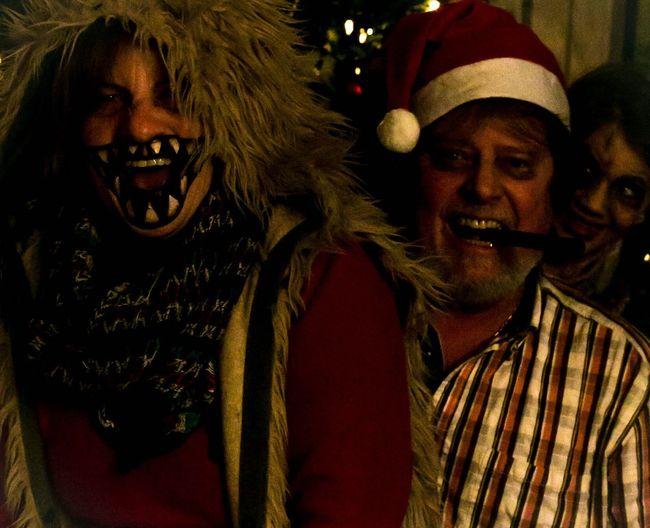 Darkside CRISTMAS💙 #creepy Christmas #crazy Family