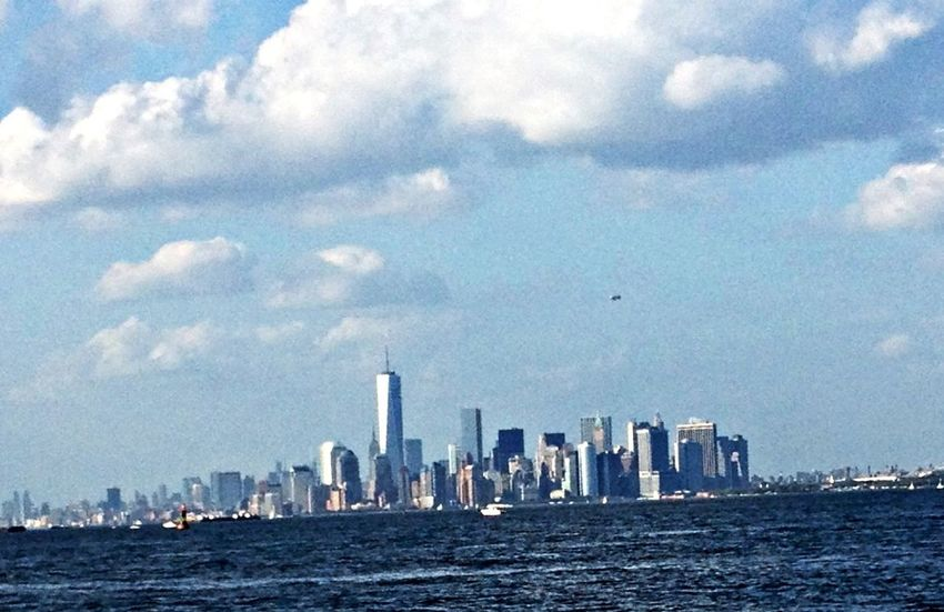 NYC New York Harbor Boating