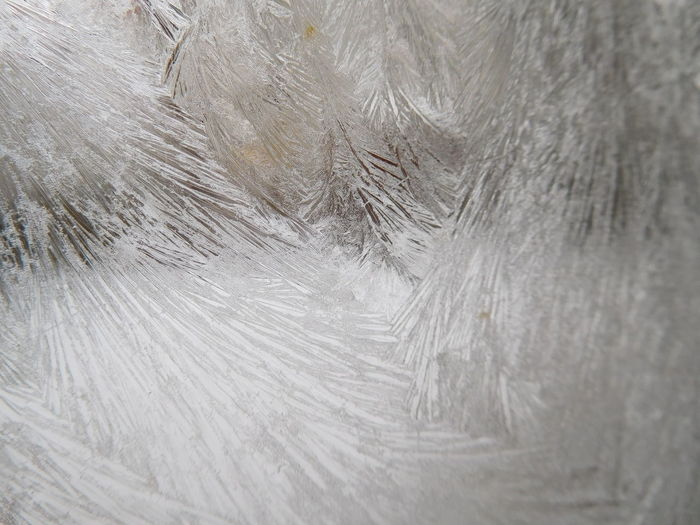 Abstract Backgrounds Close-up Cold Temperature Day Fragility Full Frame Nature No People Snow Snowflake Winter
