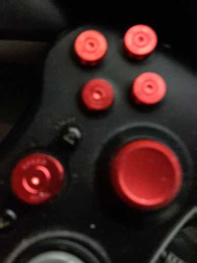 EyeEm Selects game on Indoors  Red No People Technology Close-up Gamer Game Controller Videogames Games Console Joypad