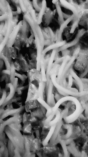 Food Close-up No People Espaguete