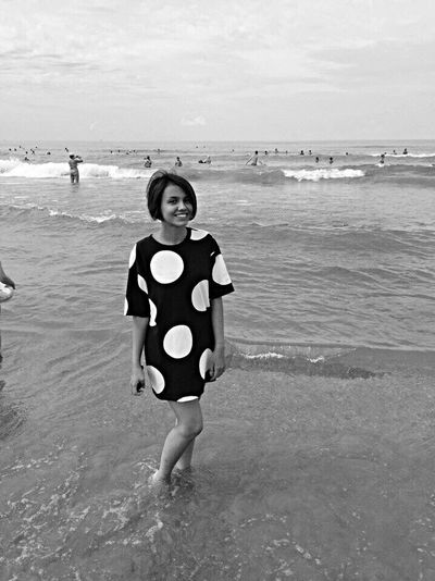 Море🌊🌊🌊 Water Beach Sea Happiness Girls First Eyeem Photo