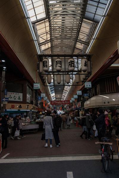 FUJIFILM X-T2 Japan Japan Photography Market OSAKA Alley Alleyway Fujifilm Fujifilm_xseries Market Place Marketplace Street Street Photography Streetphotography X-t2 おおさか 大阪 黑門市場 黒門市場