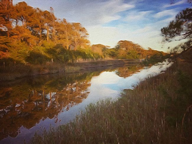 Oak Island NC IPhoneography
