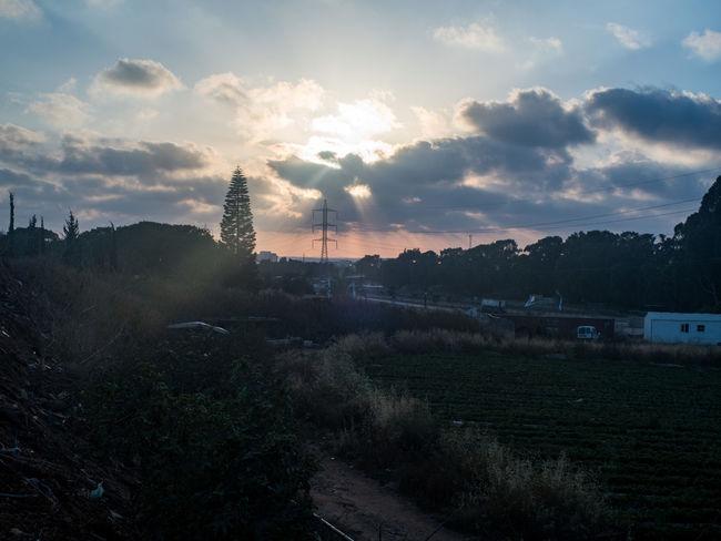 Jaffa apartment hunt HDR Lamdscapes Landscape Middle East Summer Sunny Sunset Vintage Style