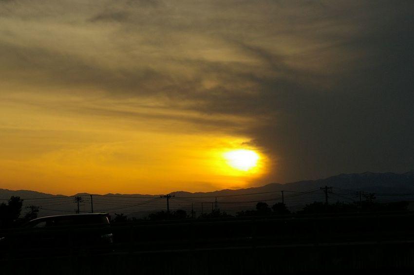 Sunset Sky Porn Clouds And Sky