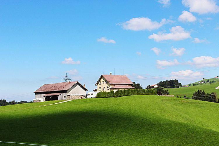 Taking Photos Hello World Switzerland Appenzell