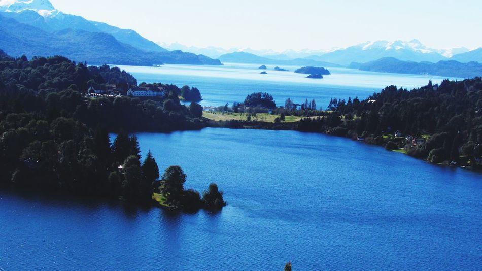 Mountain Nature Beauty In Nature Beautiful Destinations Vacation Destination Bariloche Citytour Winter Time