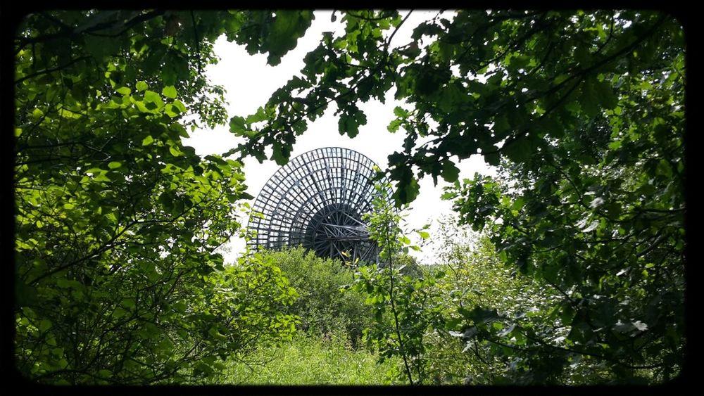 Pulkovo Secret Radar