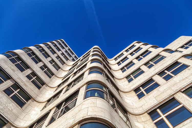 Shellhouse Shellhaus Berlin Architecture