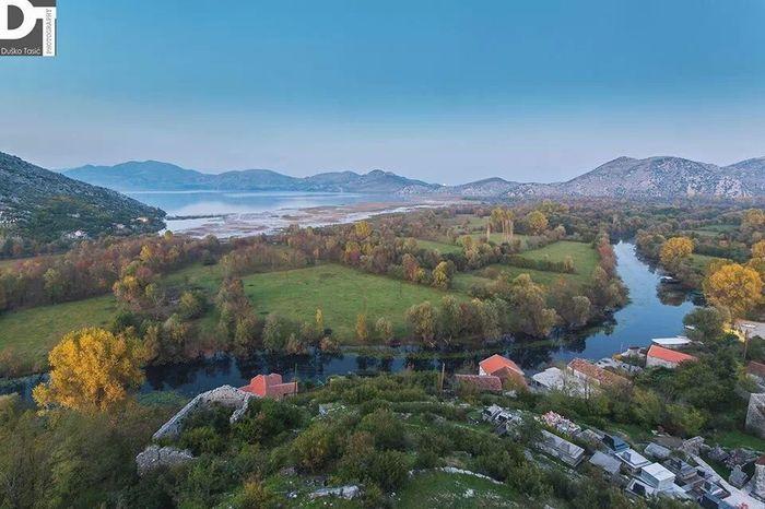 Colors Of Autumn Montenegro Landscape Nature