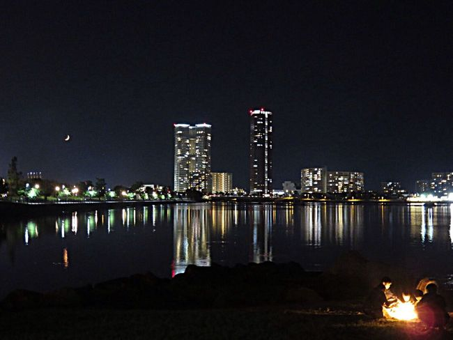 Night Sunmer Nightphotography Night Lights Night Photography Night View Reflection Reflections Nightshot