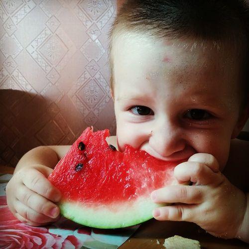 Happychildhood Childhood Brightsummercolors Sweet Food