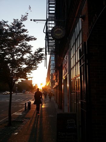 Sunrise in Bowery nyc. Morning Sun no edit New York Cityscapes The Street Photographer - 2015 EyeEm AwardsThe Best Of New York Urban Lifestyle The Moment - 2015 EyeEm Awards My Favorite Photo 43 Golden Moments Embrace Urban Life The City Light