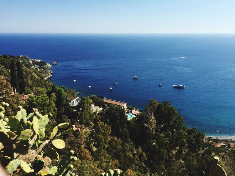 Taormina Sea Nature Sicily ❤️❤️❤️ Sicilia I Love You My Beautiful Country 😚 Summer Exploratorium