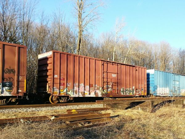 Railways built Canada... Train Graffiti  Boxcars Canada Coast To Coast My Country In A Photo Capturing Freedom Deceptively Simple Your Design Story Outaouais