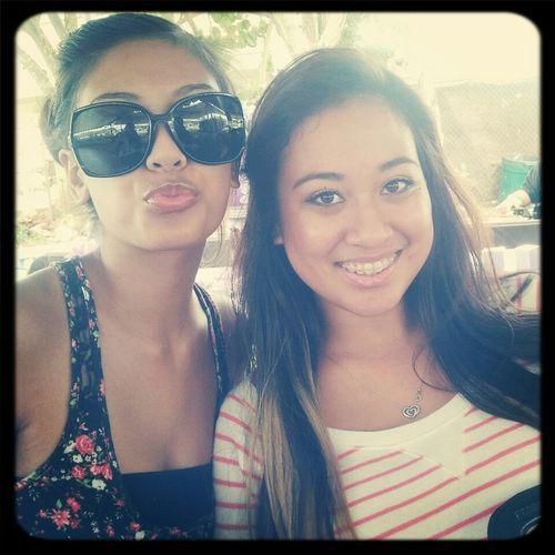 Me And Marissa :p
