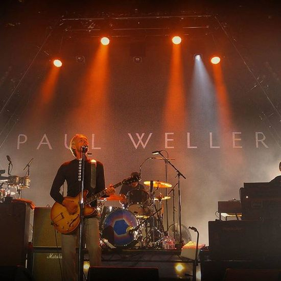 """Weller"" Totally the best I've seen him. Bang on form! Paulweller Modfather Thejam Thestylecouncil Legend"