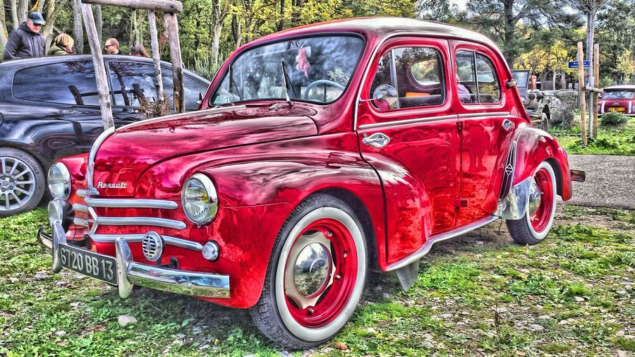 Old Car French Old Car Classic Cars Renault