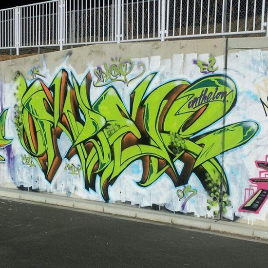 Tokyo Japan Graffiti Aerosolart streetart