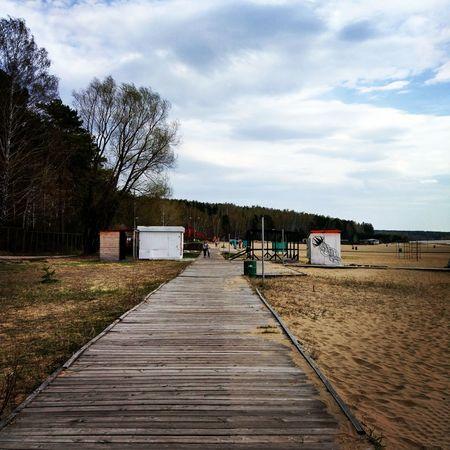 Cloud - Sky Sky Outdoors Day Новосибирск Novosibirsk пляж Beach Summer The Week On EyeEem