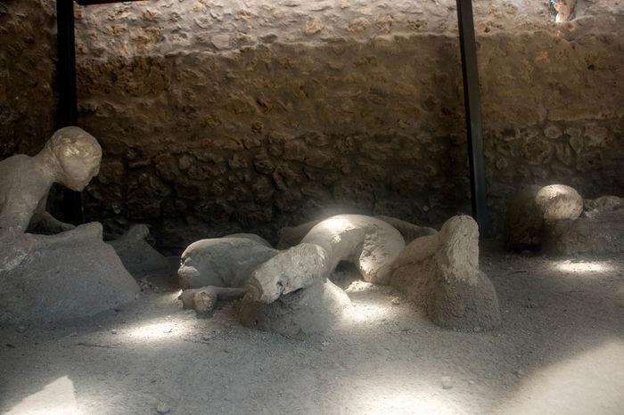 Day Historical Monuments Pompei Scavi Pompei. Archeologia Pompeii Ruins Sculpture Vesuvio Da Napoli