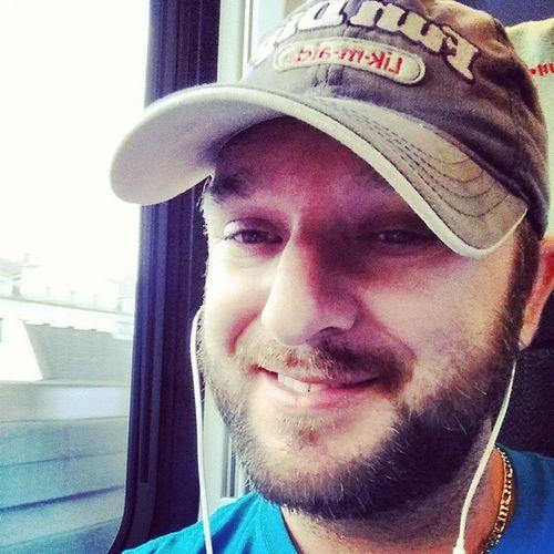 Train Travel need a Shave Beardedorginal beardgang scruffyhomo beardedhomo gaybeard beardporn beard