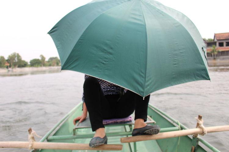 Vietanam Below Lifestyles Protection Sky Under Water