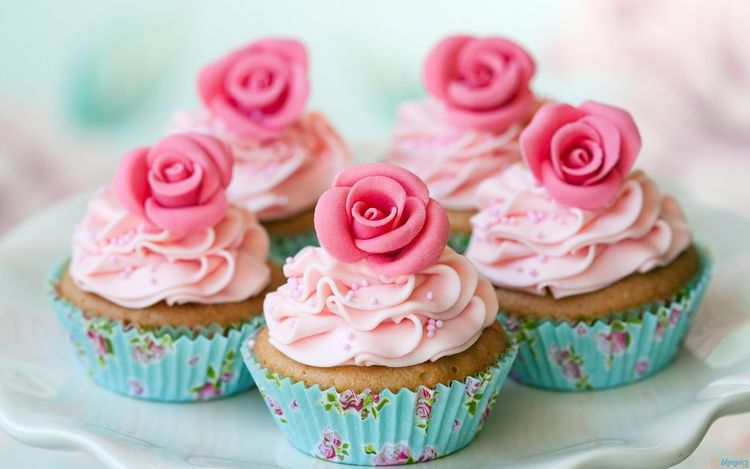 Cupcakes Yummy♡ Sweet&tasty Mmmm <3