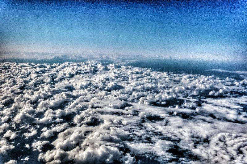 Feel the journey i guess one cant get higher than the clouds Special Effects Life Is A Journey Enjoying Life Every Day Is A New Day Feel The Journey Clouds Lovers Head Above The Clouds Sea Of clouds