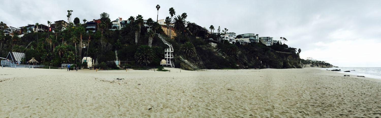 Laguna California 1000steps