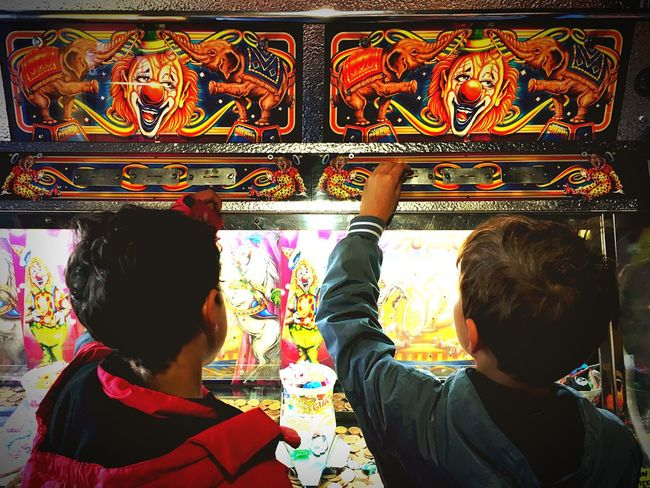 Hollingworth Lake Amusements Fairground Hollingworth Lake Kids