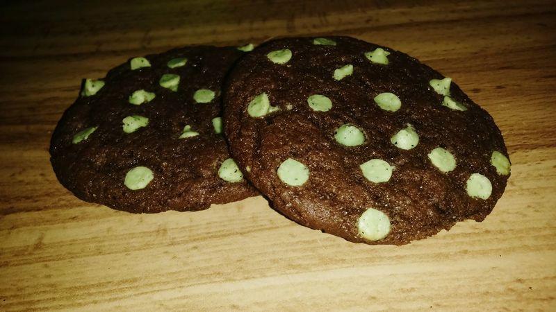 Galletas Chocomenta Cookies