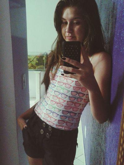 Hi! That's Me Hello World Smile ♥