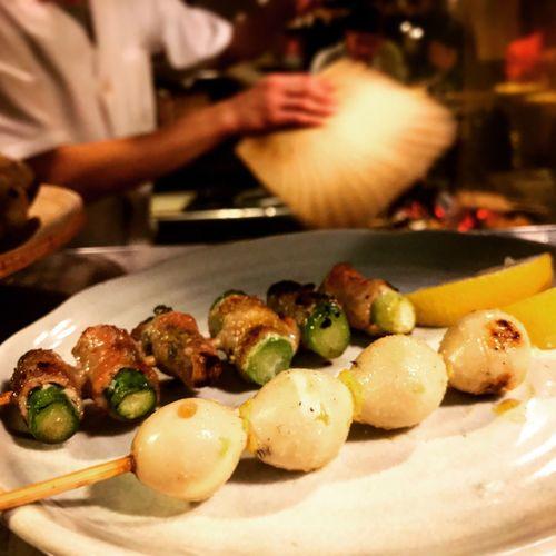 Yakitori Food